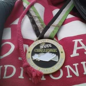 My Finishers Medal