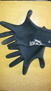 Dark Fin O.P.S Gloves