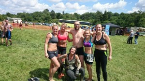 Some of the RPCC girls, smashing some top 10 spots, and our friend David Beatty