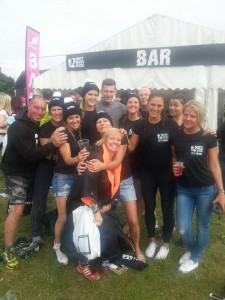 Some of the RPCC gang at the end of the Dirty Dozen