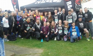 The RPCC team before the race