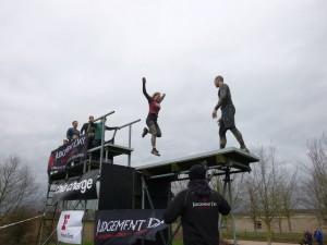 Making my Jump