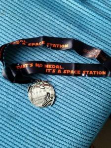 Jedi Challenge 2015 Medal