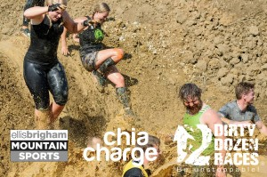 Getting Splash down in a muddy ditch. Picture courtesy of Epic Action Imagery
