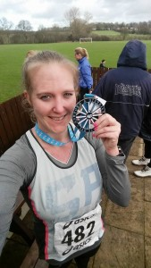 Ashford and District 10k Finished.