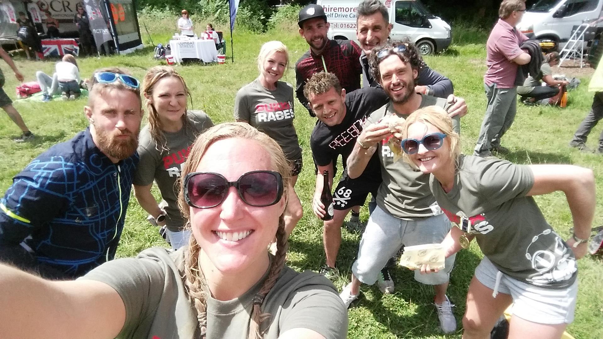 RPCC finishers super selfie