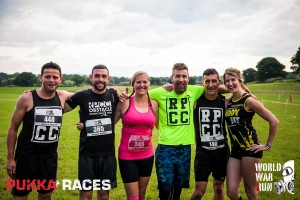 Before the race with the RPCC guys and Christie Wright Photo by Epic Action Imagery